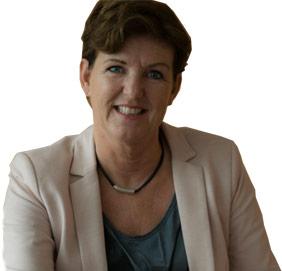 Projectleider Annelies Deutekom
