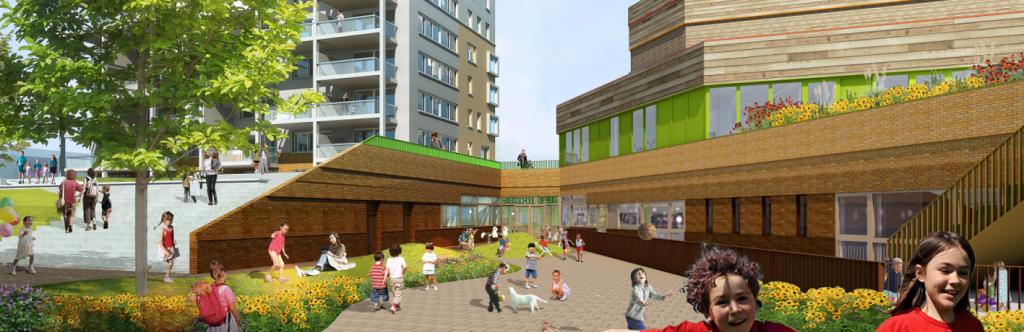 Kindcentrum BuitenRijck in Rijswijk-nieuws1